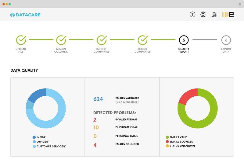 Echobot CONNECT Screenshot