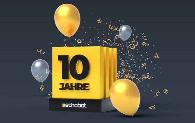 10 Jahre Echobot