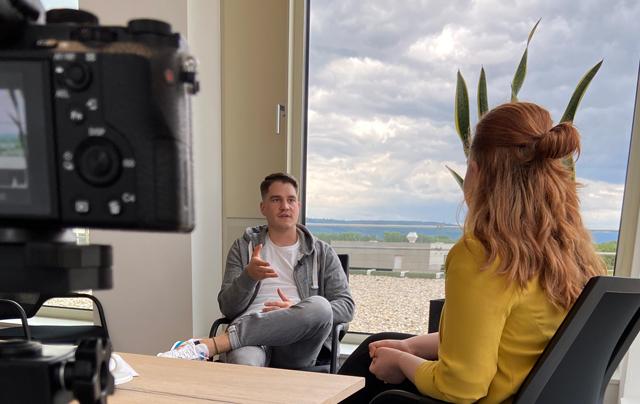 Echobot Expert Talks II: Geballerte Pitches & die richtige Experience