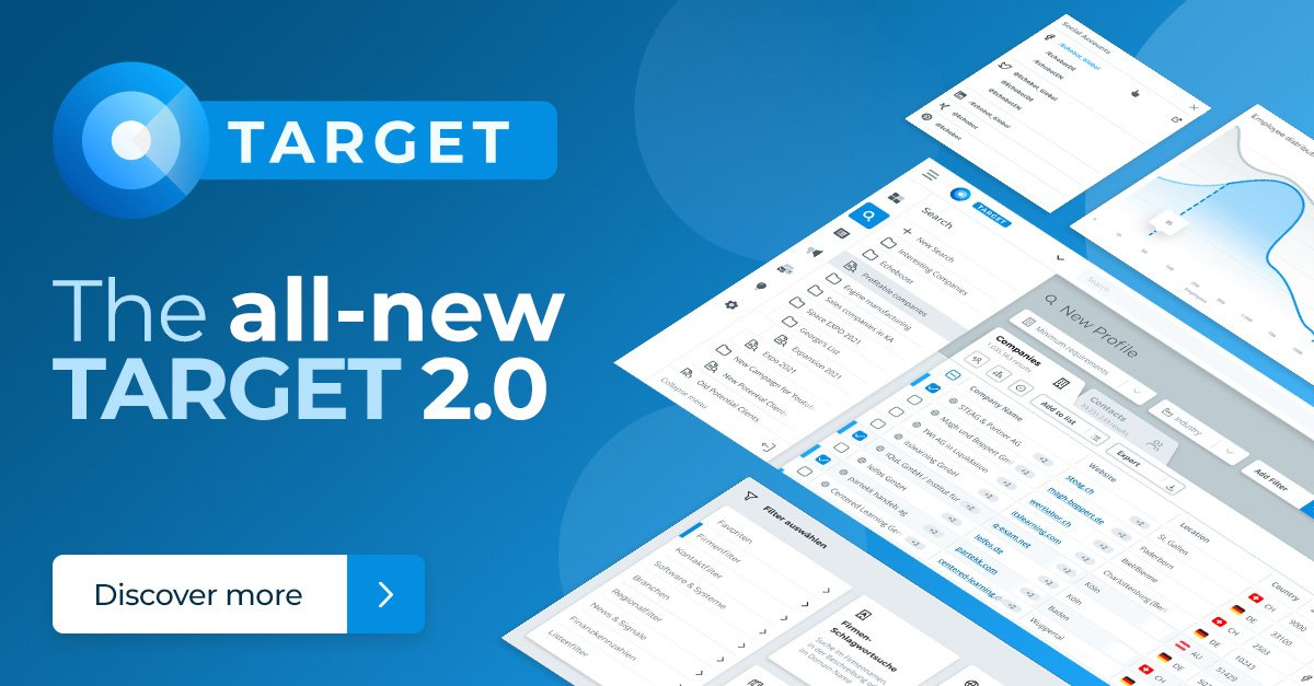 Say Hello to TARGET 2.0