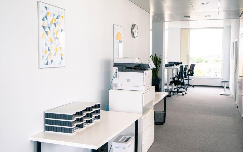 Coworking Space Karlsruhe - Drucker