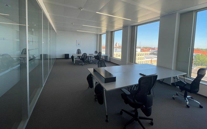 Coworking Space Karlsruhe - Raum2