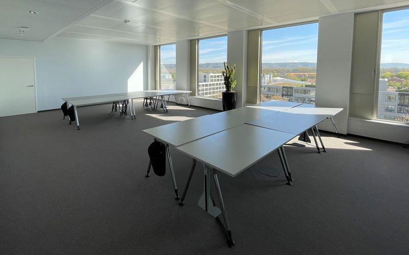 Coworking Space Karlsruhe - Raum