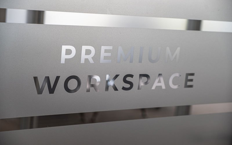 Coworking Space Karlsruhe - Eingang