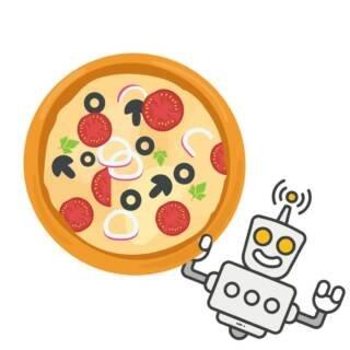Wussest Du schon...? Dass auf unseren Events, die wir im letzten Jahr veranstaltet haben, 67 Pizzen aufgegessen wurden? Würde man die Pizzakartons nebeneinander stapeln, wären das knapp 2,70m - das entspricht immerhin 9 Echobots! Auf den Events ging es aber nicht nur ums Pizza essen, sondern vor allem um Vorträge aus dem #teamechobot zu unserer Technologie von unserem Head of Data Science, zu Echobot an sich von unserem CEO, Expertenwissen zum Thema Vertrieb von unserem Head of Sales und auch ein Exkurs zum Thema Social Selling war dabei 🚀
