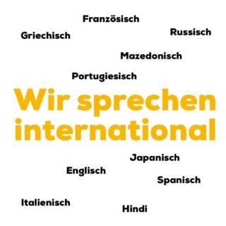 Wusstest Du, dass...? Im #teamechobot sprechen wir nicht nur verschiedene Programmiersprachen und Badisch und Schwäbisch, sondern auch zehn verschiedene weitere Sprachen wie Hindi oder Griechisch. Selbst Japanisch ist dabei 🙏🏻 Welche Sprachen sprichst Du denn? Vielleicht ist sie ja bald dabei?