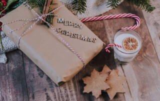Echobot wünscht frohe Weihnachten