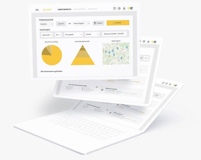 Echobot Firmendatenbank