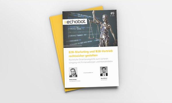 Whitepaper: B2B-Marketing und B2B-Vertrieb rechtssicher gestalten